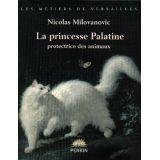 La princesse Palatine protectrice des animaux
