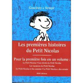 Les premières histoires du Petit Nicolas