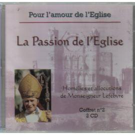 La Passion de l'Eglise