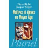 Maitres et élèves au Moyen Age