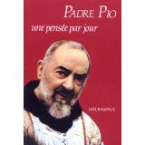 Padre Pio une pensée par jour
