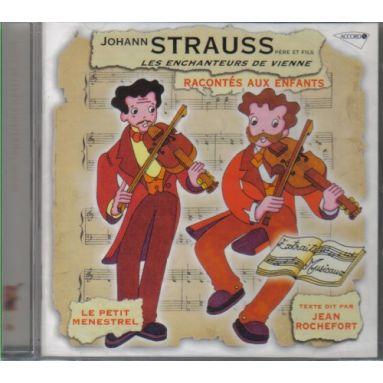 Strauss raconté aux enfants