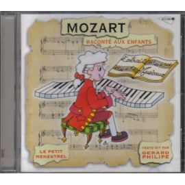Mozart raconté aux enfants