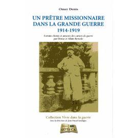 Un prêtre missionnaire dans la Grande Guerre