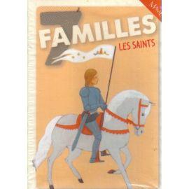 Jeu des 7 familles Les Saints
