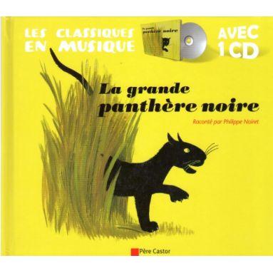 La Grande Panthère Noire paul françois : la grande panthère noire | livres en famille