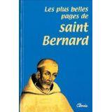 Les plus belles pages de Saint Bernard