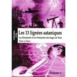 Les 13 Lignées sataniques Tome 2