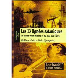 Les 13 Lignées sataniques tome 1