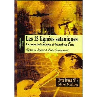Les 13 Lignées sataniques-1