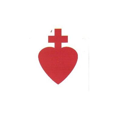 Cœur chouan - extérieur