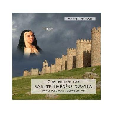 Sainte Thérèse d'Avila 1515 - 1582