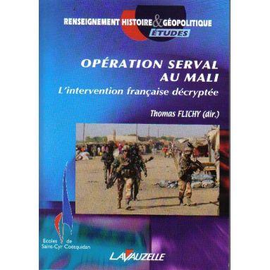Opération Serval au Mali
