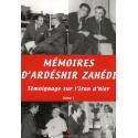 Mémoires d'Ardéshir Zahedi