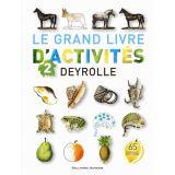 Le grand livre d'activités Deyrolle tome 2