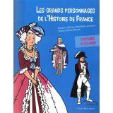 Les grands personnages de l'Histoire de France