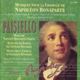 Musiques pour la chapelle de Napoléon Bonaparte