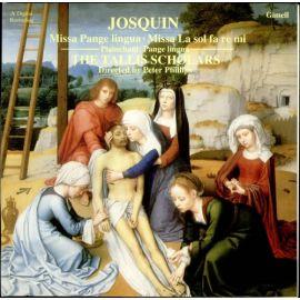 Missa Pange Lingua - Missa La sol fa ré mi