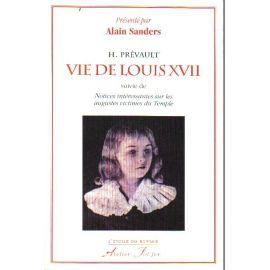 Vie de Louis XVII