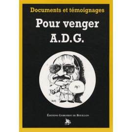 Pour venger A.D.G.