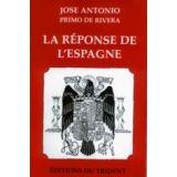 La réponse de l'Espagne