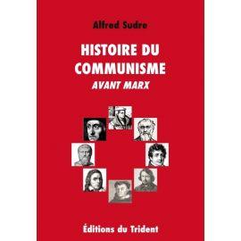 Histoire du communisme avant Marx