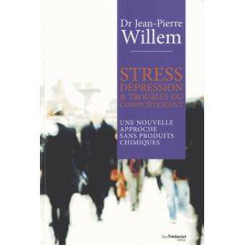Stress dépression et troubles du comportement