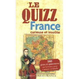 Le Quizz France curieuse et insolite
