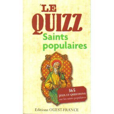 Le Quizz Saints populaires