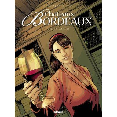Châteaux Bordeaux Les millésimes
