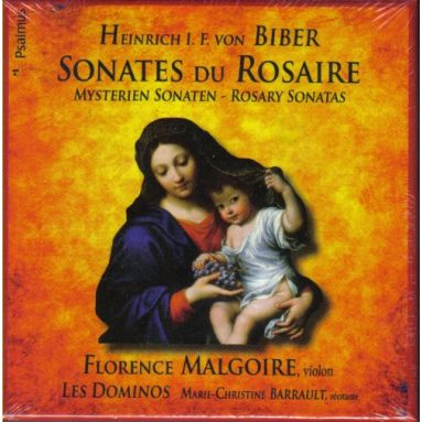 Sonates du Rosaire