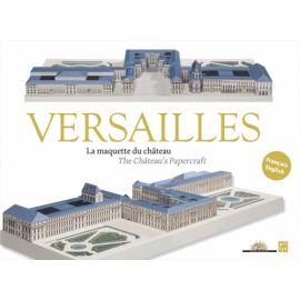 Versailles la maquette du château