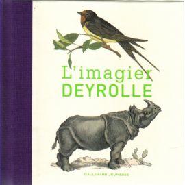 L'imagier de Deyrolle