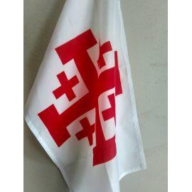 Drapeau Croix de Jérusalem