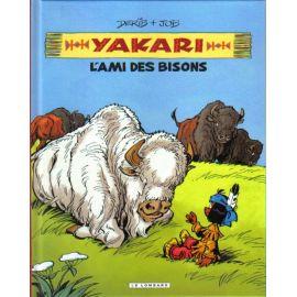 Yakari l'ami des bisons