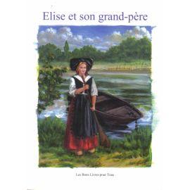 Elise et son grand-père