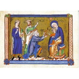 L'adoration des mages- CV 806