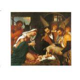 L'adoration des bergers - CV 771