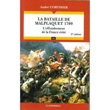 La bataille de Malplaquet 1709