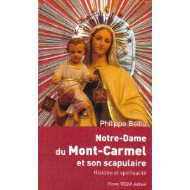 Notre Dame du Mont-Carmel et son scapulaire