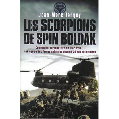 Les scorpions de Spin Boldak