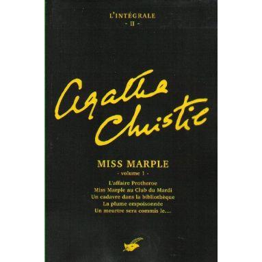 Miss Marple (volume 1)