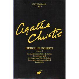 Hercule Poirot (volume 1)