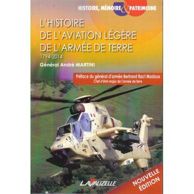 L'histoire de l'aviation légère de l'Armée de Terre