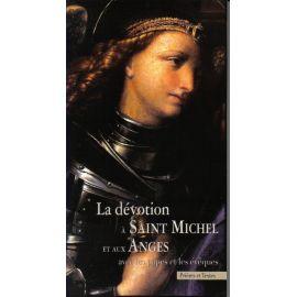 La dévotion à saint Michel et aux Anges avec les papes et les évêques
