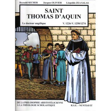 Saint Thomas d'Aquin Le docteur angélique V.1226-V.1250/1274