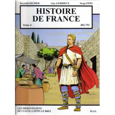 Histoire de France Tome 4
