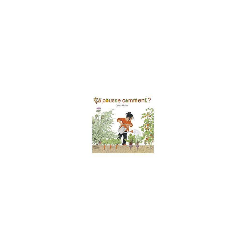 Gerda muller ca pousse comment livres en famille - Comment pousse les endives ...