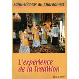 L'expérience de la tradition