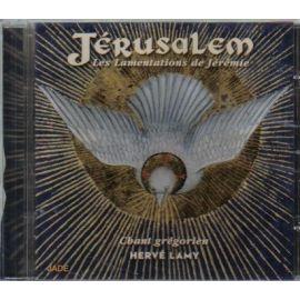 Jérusalem les Lamentations de Jérémie